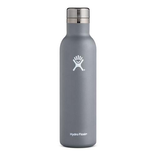 Hydro Flask 25 ounce Wine Bottle Hydration - Graphite