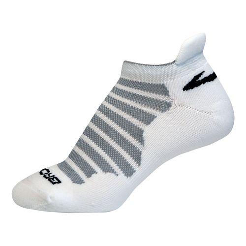 Glycerin Ultimate Cushion Tab 3 Pack Socks - White S