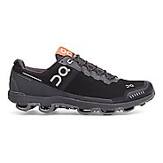 Womens On Cloudventure Waterproof Trail Running Shoe - Black/Dark 5