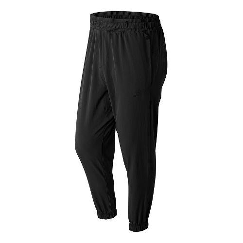 Mens New Balance Sport Style Woven Pants - Black S