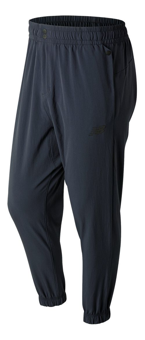 Mens New Balance Sport Style Woven Pants - Outerspace L