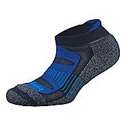 Balega Blister Resist No Show Socks Socks - Navy L