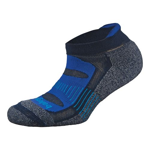 Balega Blister Resist No Show Socks Socks - Navy M