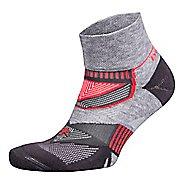 Balega Enduro V-Tech Quarter Socks Socks - Midgrey/Carbon L