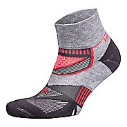 Balega Enduro V-Tech Quarter Socks Socks - Midgrey/Carbon M