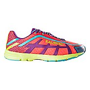 Womens Salming Distance D5 Running Shoe - Diva Pink 8