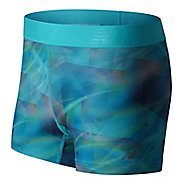 Womens New Balance Accelerate Printed Hot Unlined Shorts