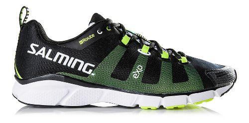 Mens Salming enRoute Running Shoe - Black 14