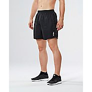 "Mens 2XU ACTIVE Training 7"" Lined Shorts"