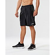"Mens 2XU ACTIVE Training Shorts 9"" Lined Shorts"