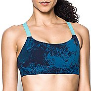 Womens Under Armour Eclipse Mid Printed Sports Bra
