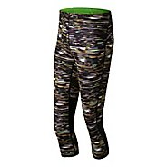 Womens New Balance Impact Print Capris Shorts