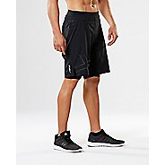 "Mens 2XU X-CTRL Short 9"" w/ Compression & Fitted Shorts"