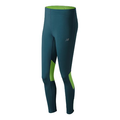 Womens New Balance Impact Tights - Tornado XS