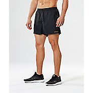 "Mens 2XU X-LITE 5"" Short w/ Brief Lined Shorts"