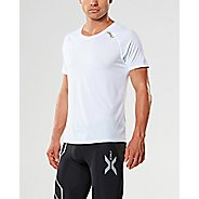 Mens 2XU X-LITE Tee Short Sleeve Technical Tops