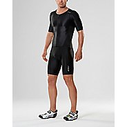 Mens 2XU X-VENT Full Zip Triathlon Suits UniSuits