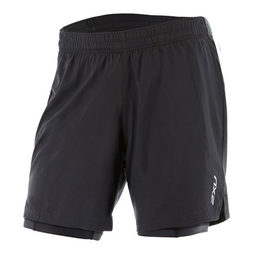 Mens 2XU X-VENT Shorts 7