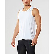 Mens 2XU X-VENT Sleeveless & Tank Tops Technical Tops