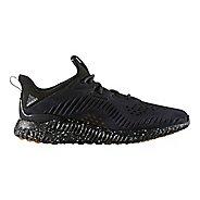 Mens adidas AlphaBounce LEA Running Shoe - Black 8