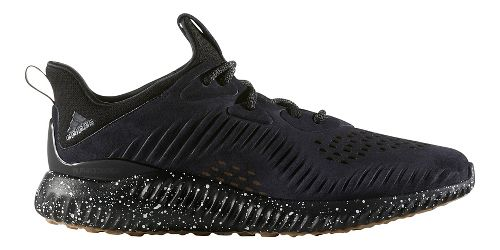 Mens adidas AlphaBounce LEA Running Shoe - Black 13