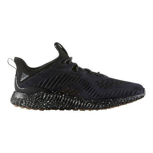 Mens adidas AlphaBounce LEA Running Shoe - Black 9