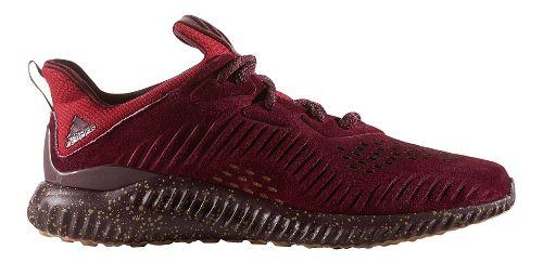 Mens adidas AlphaBounce LEA Running Shoe - Maroon 12