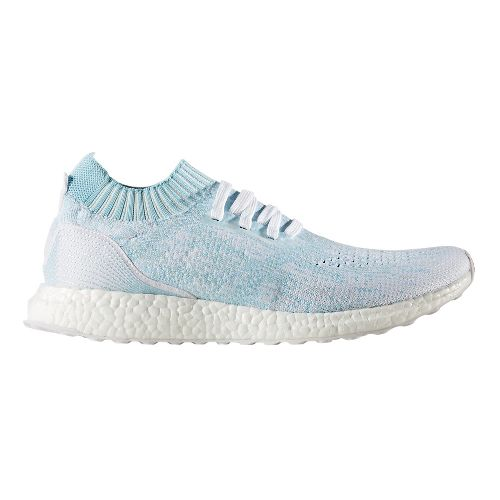 Mens adidas Ultra Boost Uncaged Parley Running Shoe - Ice Blue 9.5