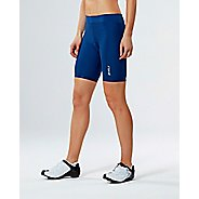 Womens 2XU ACTIVE Tri Cycling Shorts