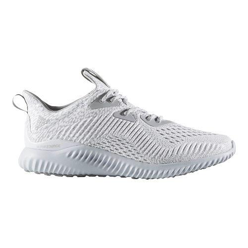 Mens adidas AlphaBounce AMS Running Shoe - Grey 9.5