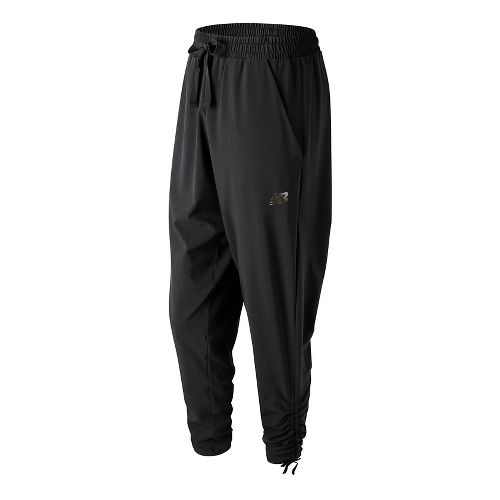 Womens New Balance Shanti Soft Pants - Black M