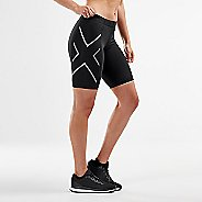 Womens 2XU Core Compression and Fitted Shorts