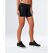 "Womens 2XU Core 5"" Compression & Fitted Shorts"