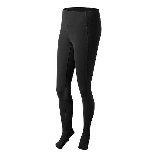 Womens New Balance Studio Tights - Black L
