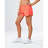"""Womens 2XU X-VENT 4"""" w/ Brief Lined Shorts"""