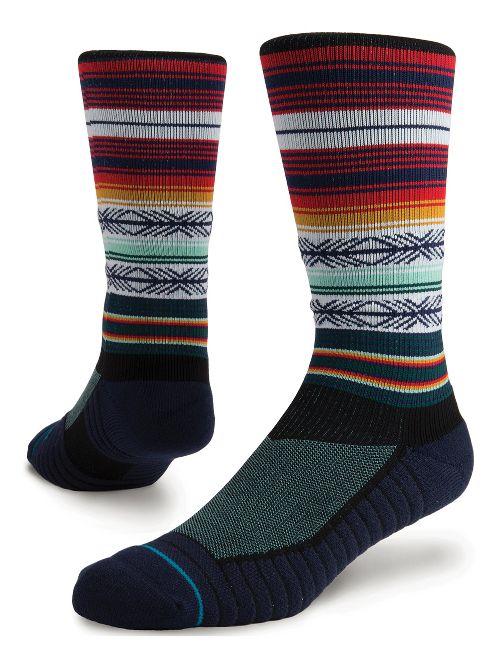 Mens Stance Mahalo Athletic Crew Socks - Multi L
