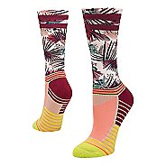 Womens Stance Athletic Record Crew Socks