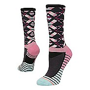 Womens Stance Athletic Axis Crew Socks