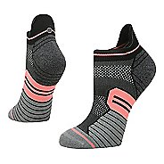 Womens Stance Run Windy Tab Socks - Black S