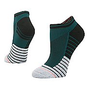 Womens Stance Athletic Precision Low Socks - Teal M