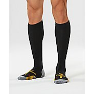 Mens 2XU Flight Compression Socks Injury Recovery