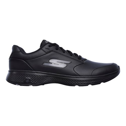 Mens Skechers GO Walk 4 Expand Casual Shoe - Black 7