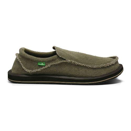 Mens Sanuk Chiba BT Sandals Shoe - Brown 15