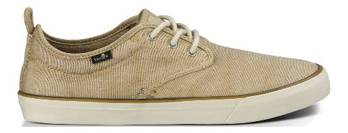 Mens Sanuk Guide Plus Washed Casual Shoe - Washed Natural 11