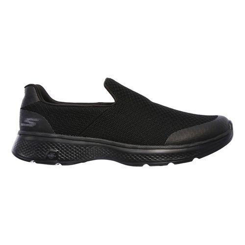 Mens Skechers GO Walk 4 Expert Casual Shoe - Black 7.5