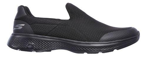 Mens Skechers GO Walk 4 Incredible Casual Shoe - Black 11