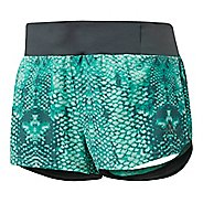 Womens Adidas Supernova Glide Slim Boost Print Lined Shorts