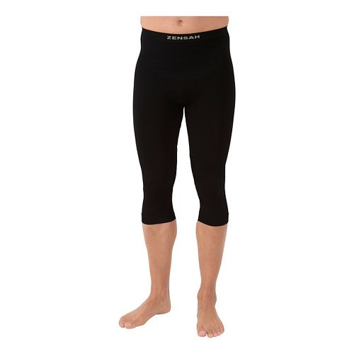 Zensah The Recovery Capri Compression Tights - Black S/M