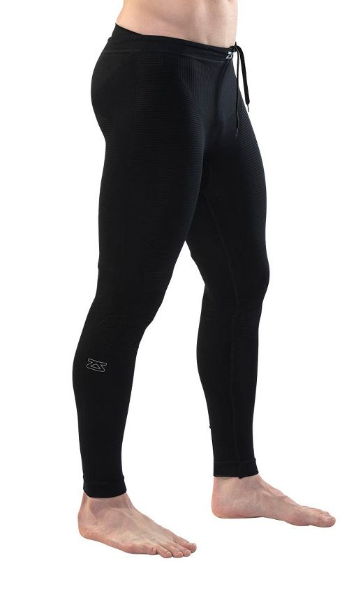 Zensah The Recovery Compression Tights - Black XS/S