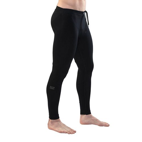 Zensah The Recovery Compression Tights - Black L/XL